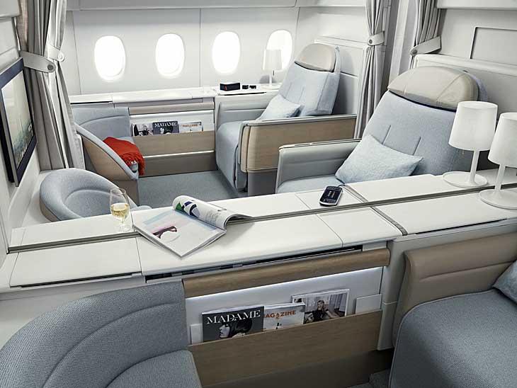 La Première - Air France First Class.