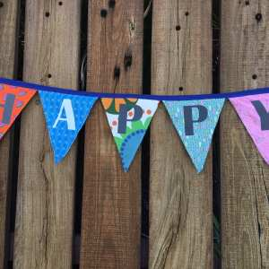 Bunting – Pre Made