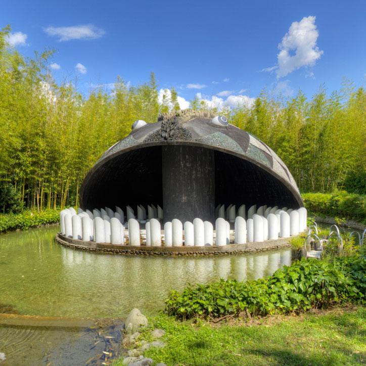 parco di pinocchio e giardino garzoni pescecane