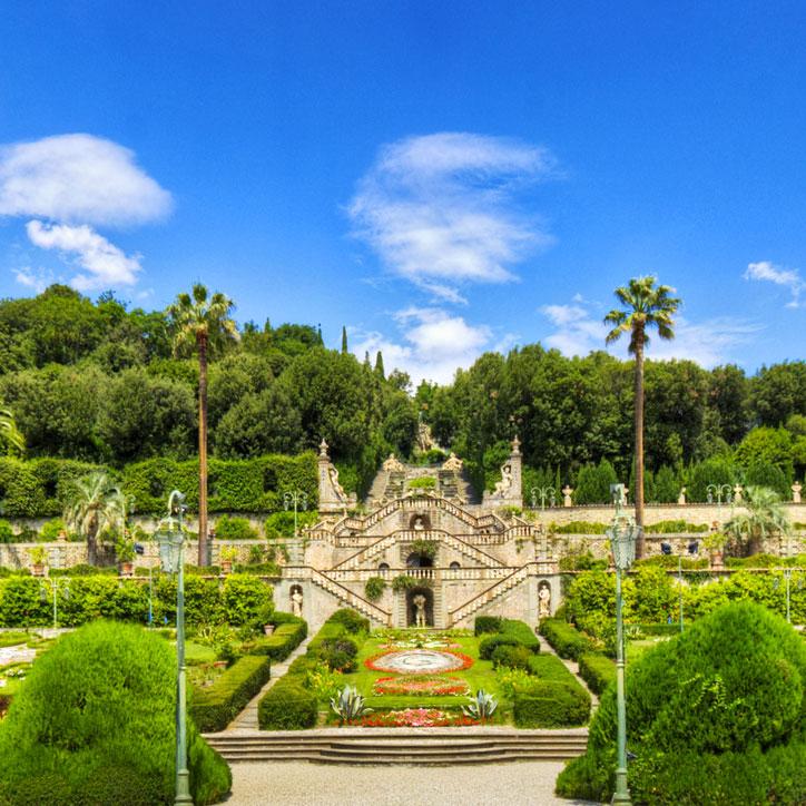 parco di pinocchio e giardino garzoni giardino garzoni