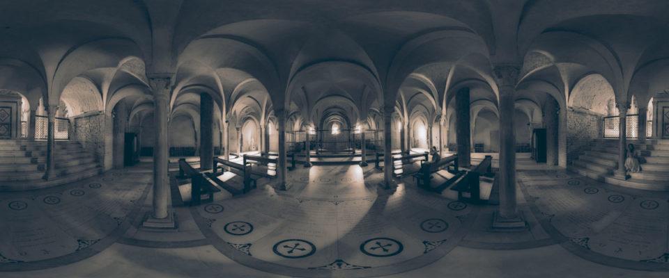 Cripta della Basilica di San Miniato