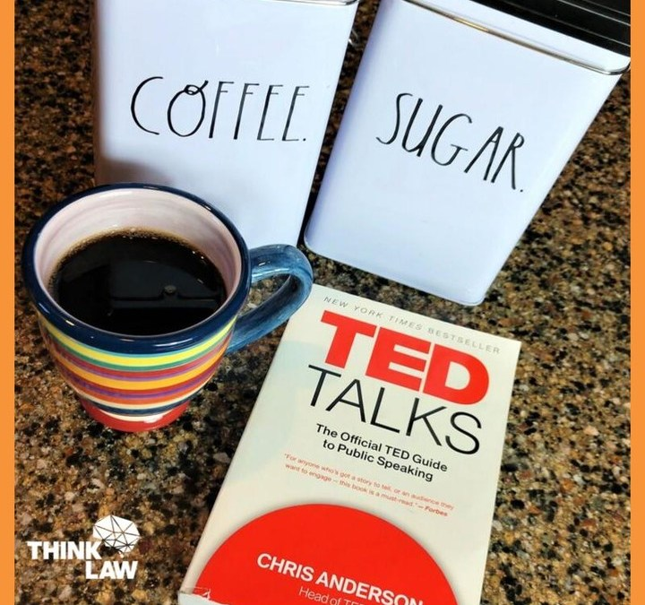 200ish Word Book Report:  TED Talks: The Official TED Guide to Public Speaking