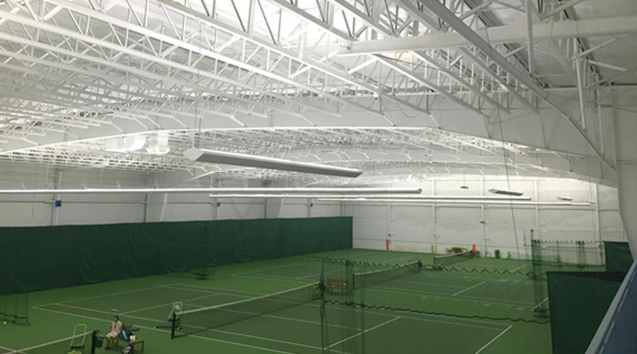 LED Tube in Bosse Sports