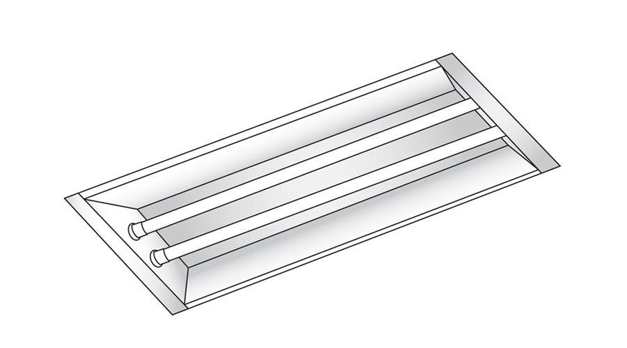G90 Retrofit Kit LED Tube