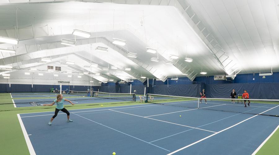 Tennis Court Light Solution
