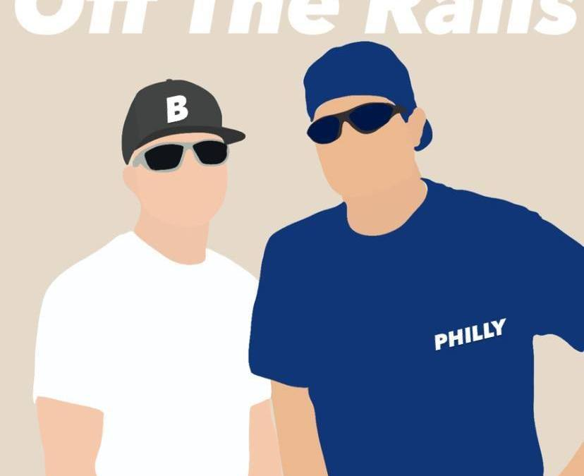 Off the Rails Podcast with Anthony Varrasso