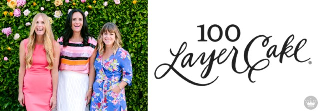 100 Layer Cake shows us their Signature Style | thinkmakeshareblog.com