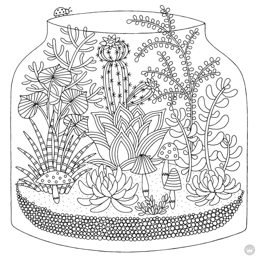 - 10 Free Coloring Pages: Download And Grab Your Crayons - Think.Make.Share.