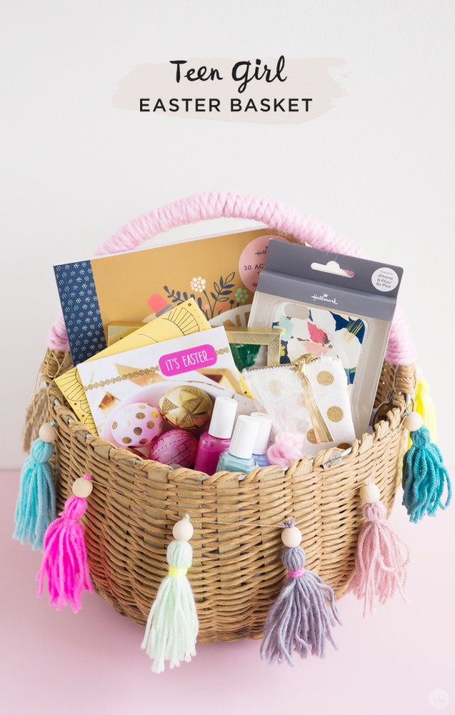 Easter basket ideas for kids from toddlers to teens ...