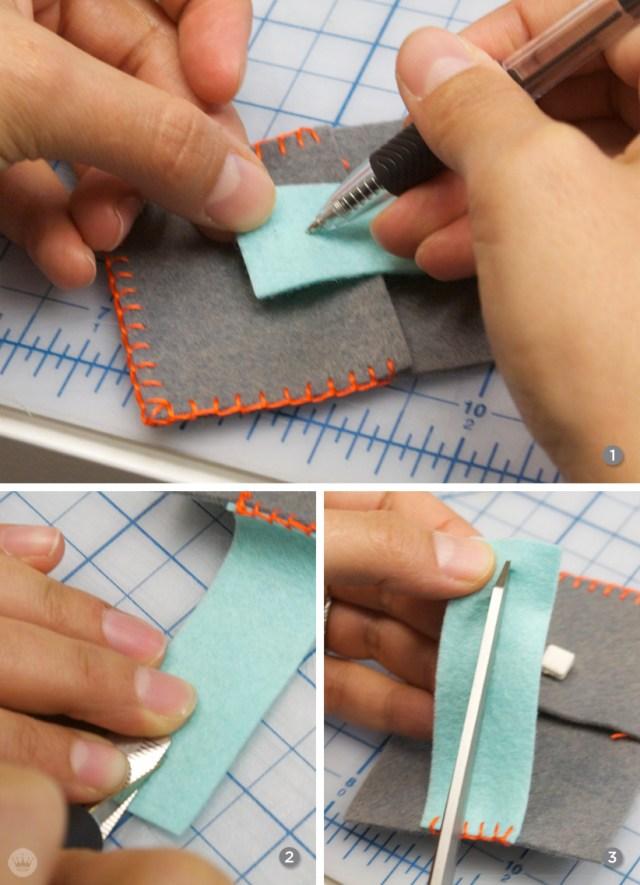 Felt Gift Card Holders   thinkmakeshareblog.com