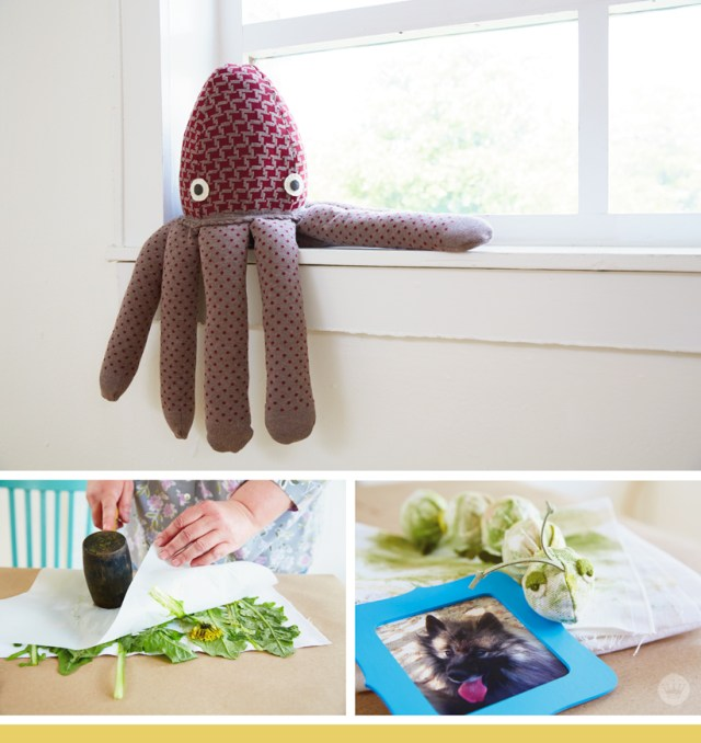 Hallmark artists share their handmade pet toys | thinkmakeshareblog.com