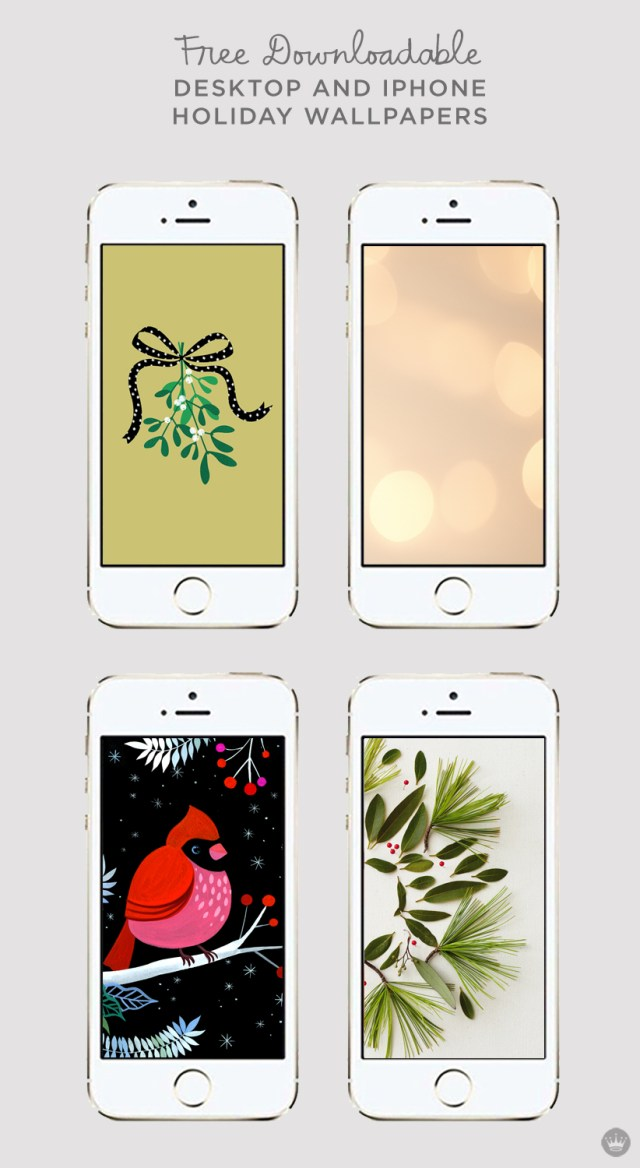 Hallmark holiday iphone wallpapers | free download | thinkmakeshareblog.com