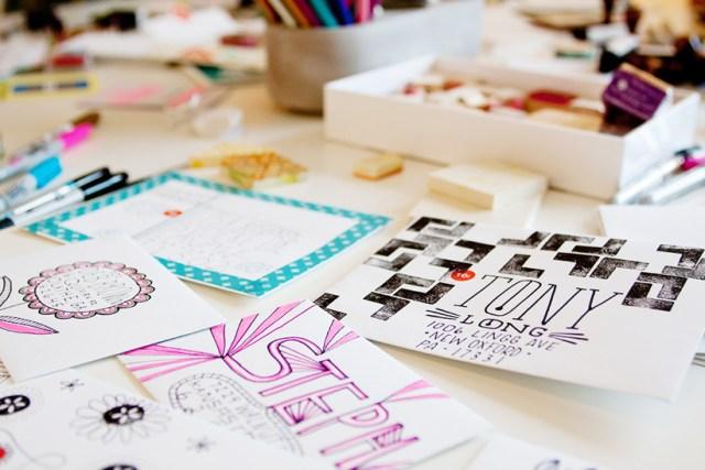 Hallmark + Brit&Co | thinkmakeshareblog.com