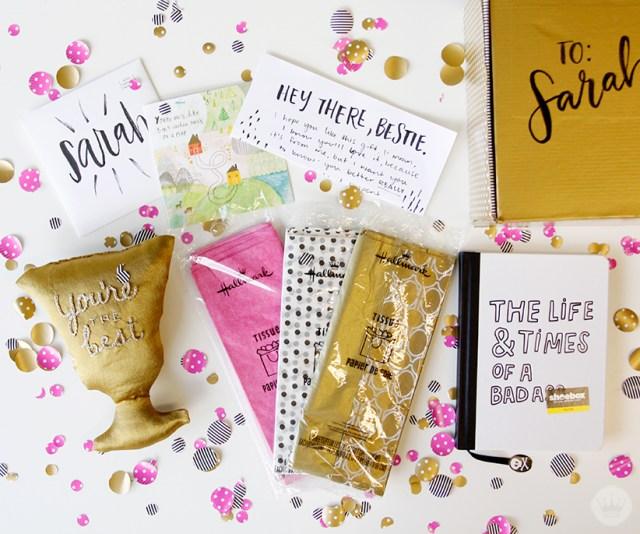 Meaningful Gifts | thinkmakeshareblog.com
