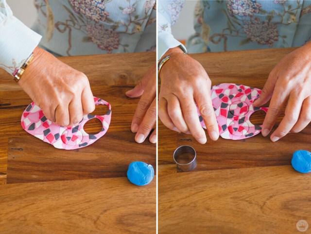 Crayola Model Magic Jewelry DIY | thinkmakeshareblog.com