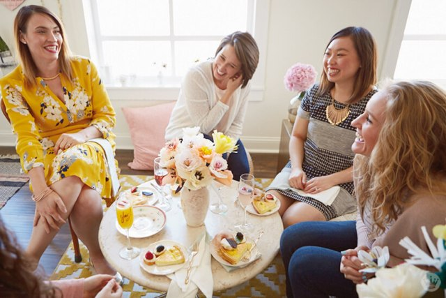 Mother's Day Brunch | thinkmakeshareblog.com