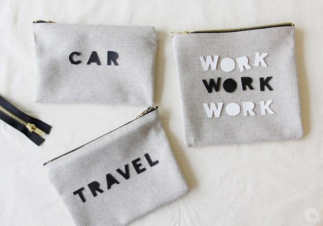 No Sew Bags   thinkmakeshareblog.com
