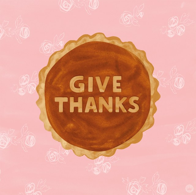 PIE CRUST DESIGNS: GIVE THANKS CUTOUTS