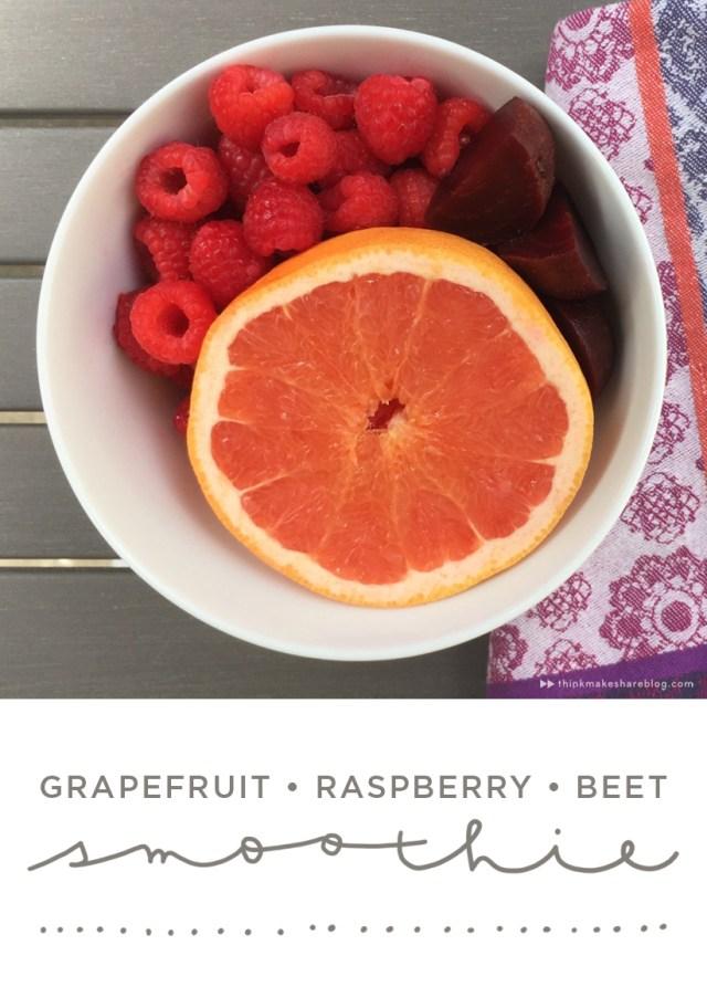 Summer Inspired Smoothie Recipes | thinkmakesahareblog.com