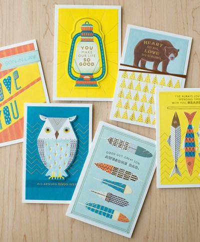 Rie's Father Day Card Collection | thinkmakeshareblog.com