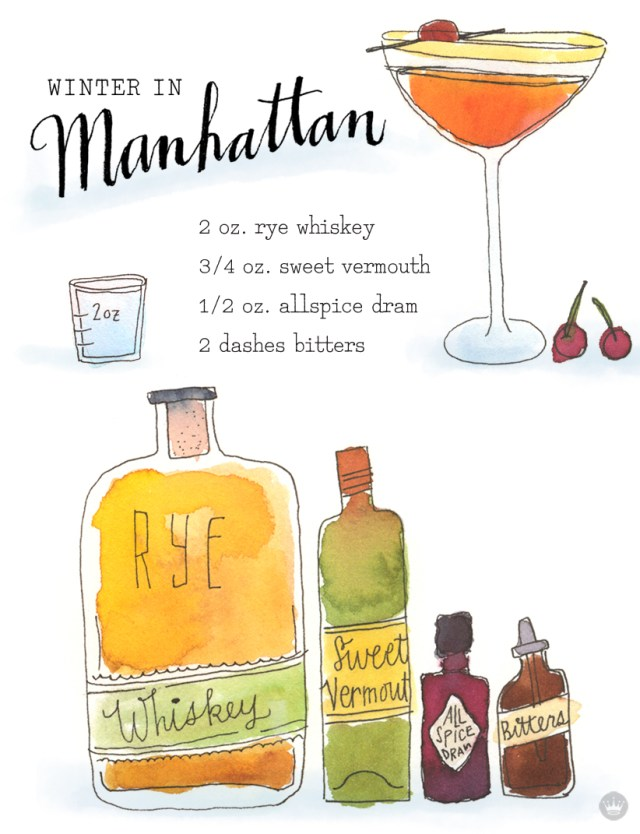 Ring in the New Year with a Winter in Manhattan | thinkmakeshareblog.com