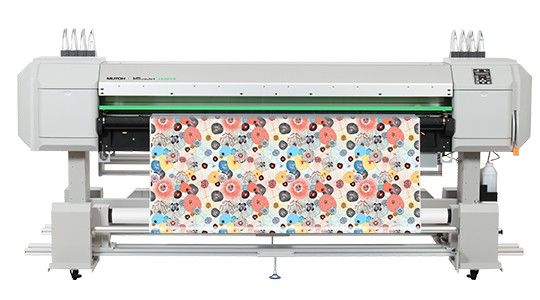 MUTOH textile Printer