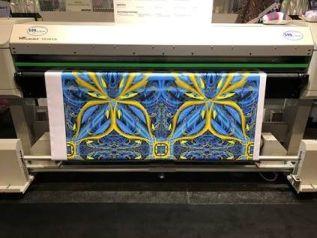 Printing on Cotton Fabric