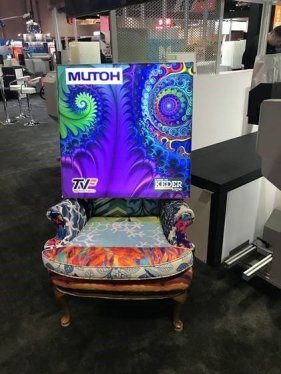 MUTOH Backlit Sign Example