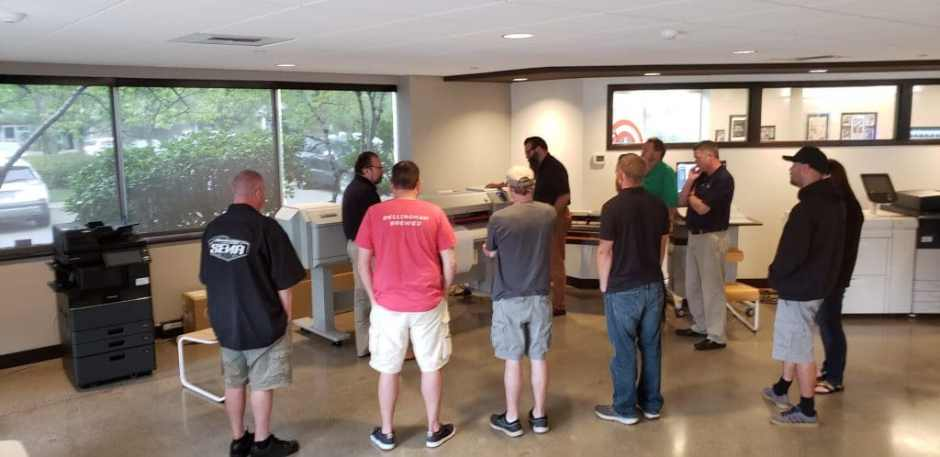 Successful Training Event at Kelley Imaging 7