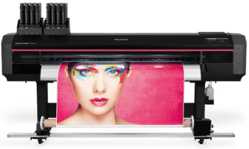 """The """"XpertJet 1682SR 64"""" Eco-Solvent Printer from Mutoh"""