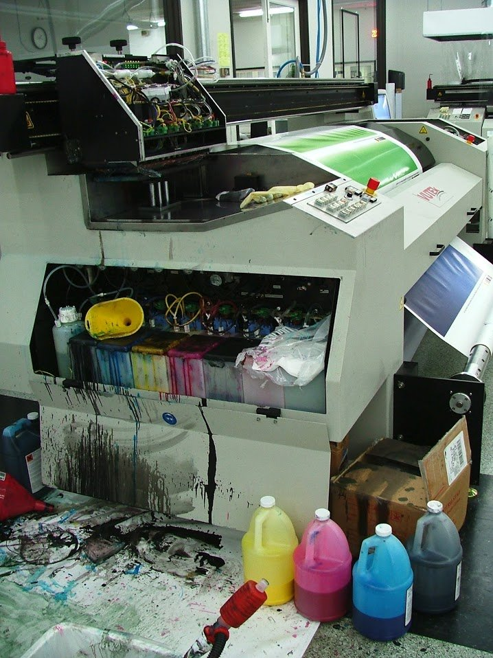 5 Positive Things to Do in Your Sign & Print Shop During this Pause in Business 1