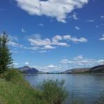 Summer. River