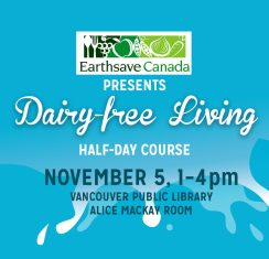 2nd Annual Dairy-Free Living Event
