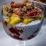 Tropical Chia Parfait