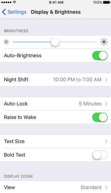 comment changer de fond d'écran dans iPhone9