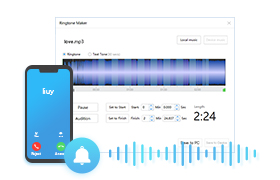 iTools' new feature makes it super easy to make ringtones on