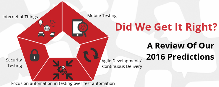 test automation trends