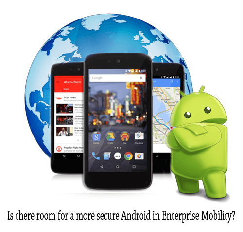 android enterprise mobility