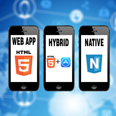 types of webapps