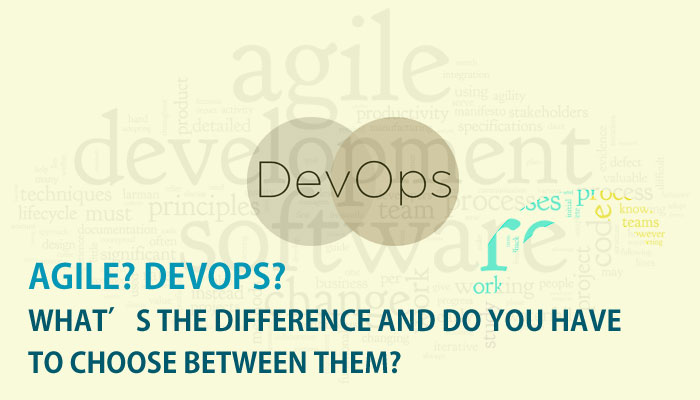 How to use between agile and Devops?