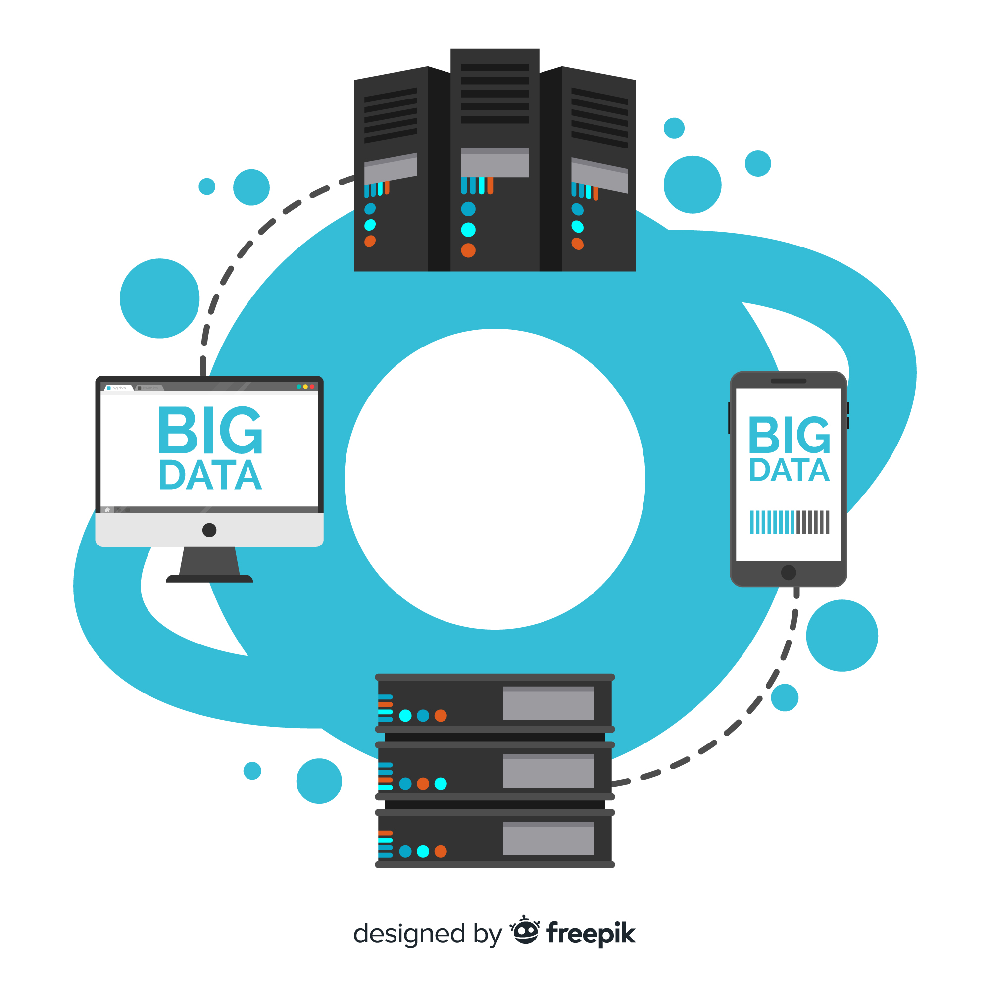 The Role of Big Data in Mobile App Development | ThinkSys Inc