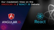 Angular vs Reactjs: Our Updated View