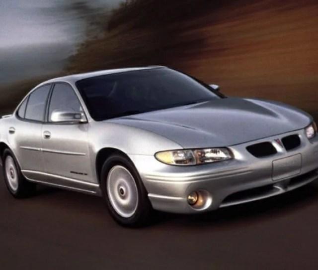 2002 Pontiac Grand Prix Gt In Bay City Mi Thelen Auto Group