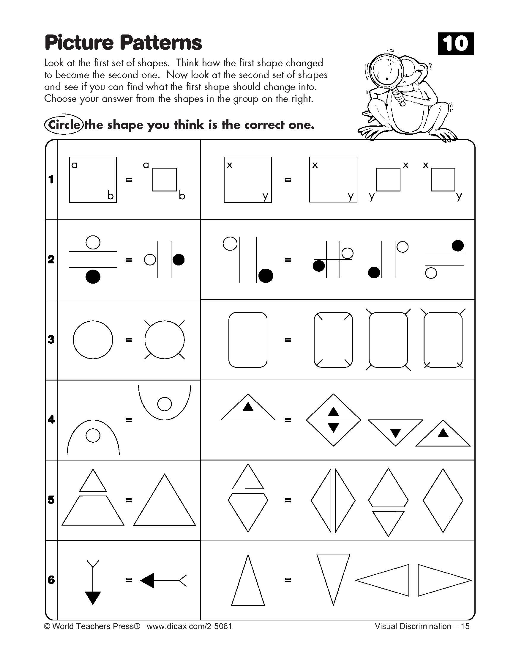 Critical Thinking Skills Worksheets Grade 4