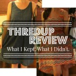 ThredUp Review w/Pictures; What I Kept & What I Returned