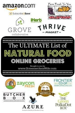 natural food online groceries