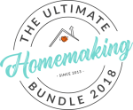 2018 Ultimate HOMEMAKING Bundle Review - Eh. Don't Buy It. Unless You Reeeally Want To?