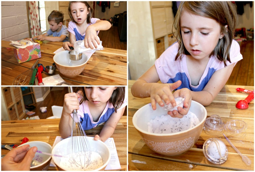 Make & Grow DIY Bath Bomb Kit For Kids - Make Your Own Bath Bombs