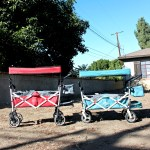 Best Folding Push Pull Wagon for <$300? Not Keenz, Wonderfold, Veer? (& PROMO CODE)