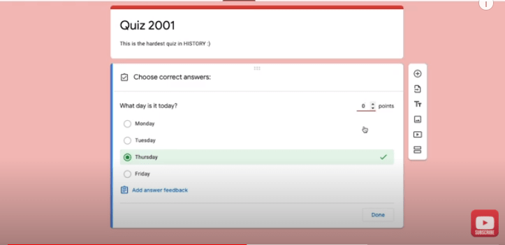 How to Create a Google Forms Quiz